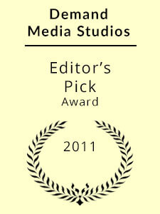 Demand Media Studios Editor's Pick Award