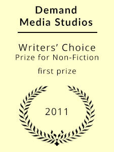 Demand Media Studios Writers Choice Prize for Non-Fiction
