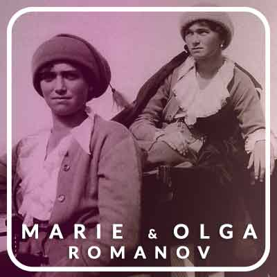 The Romanov Legacy: Grand Duchesses Marie and Olga