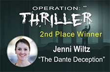 Reesdy Operation Thriller: 2nd Place Winner
