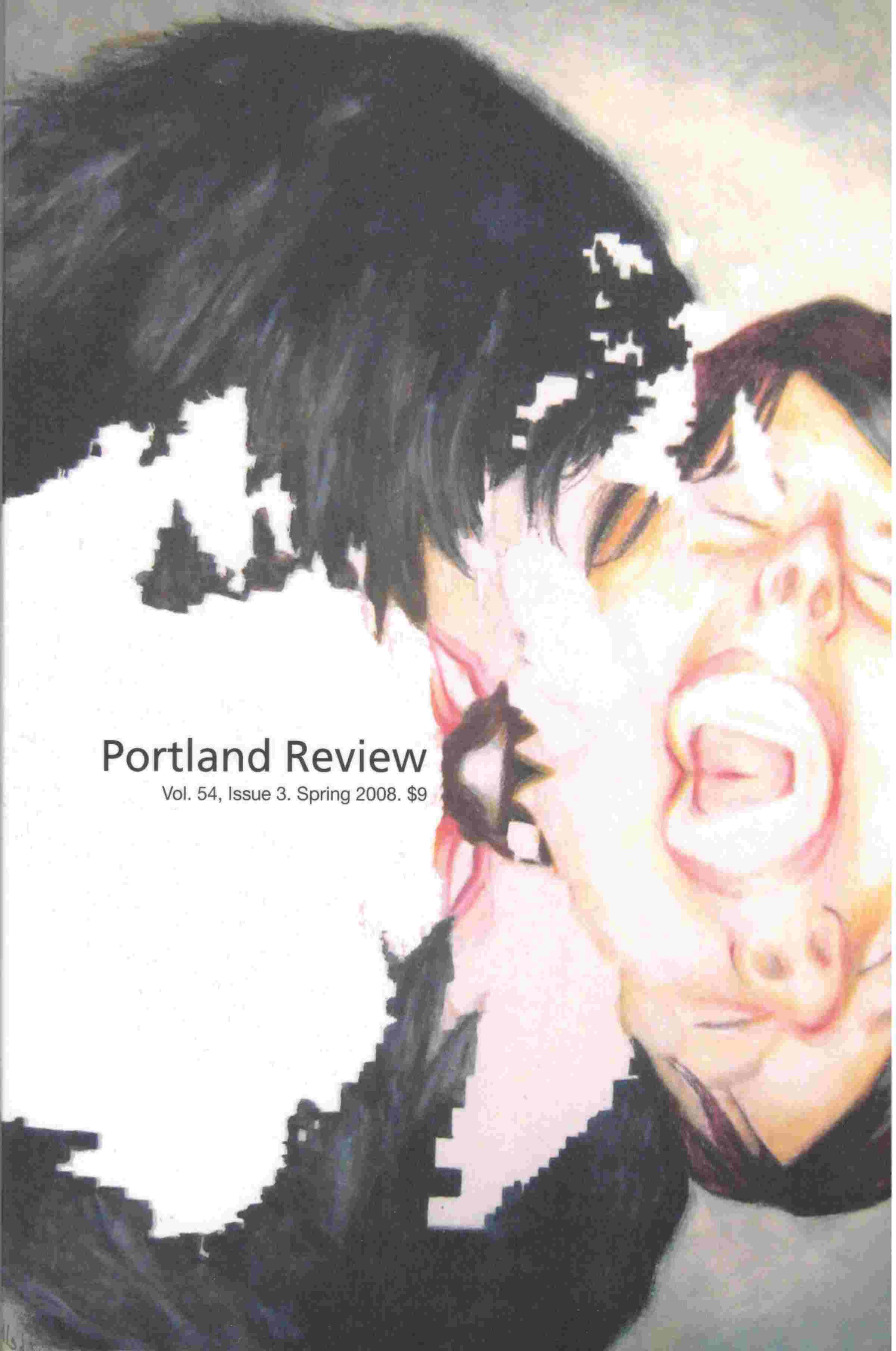 "Portland Review, Vol. 54, Issue 3. Featuring ""Land of the Firebird,"" short fiction by Jenni Wiltz."