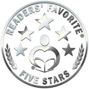 Readers' Favorite 5-Star Medal