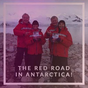 The Red Road in Antarctica