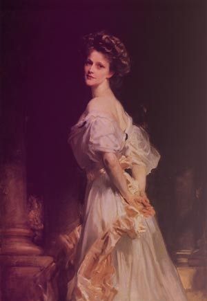 Nancy Astor by John Singer Sargent