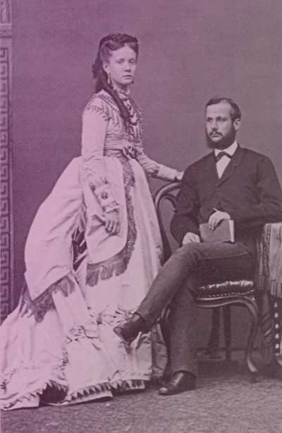 Infanta Isabel of Spain and Prince Gaetan of Bourbon-Two Sicilies
