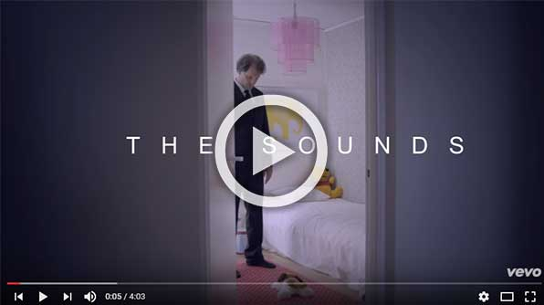 The Sounds: Hurt the Ones I Love