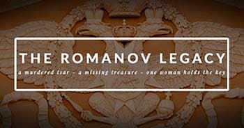 Read the first 3 chapters of The Romanov Legacy now!
