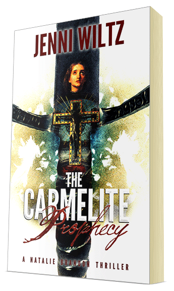 The Carmelite Prophecy: A Natalie Brandon Thriller by Jenni Wiltz